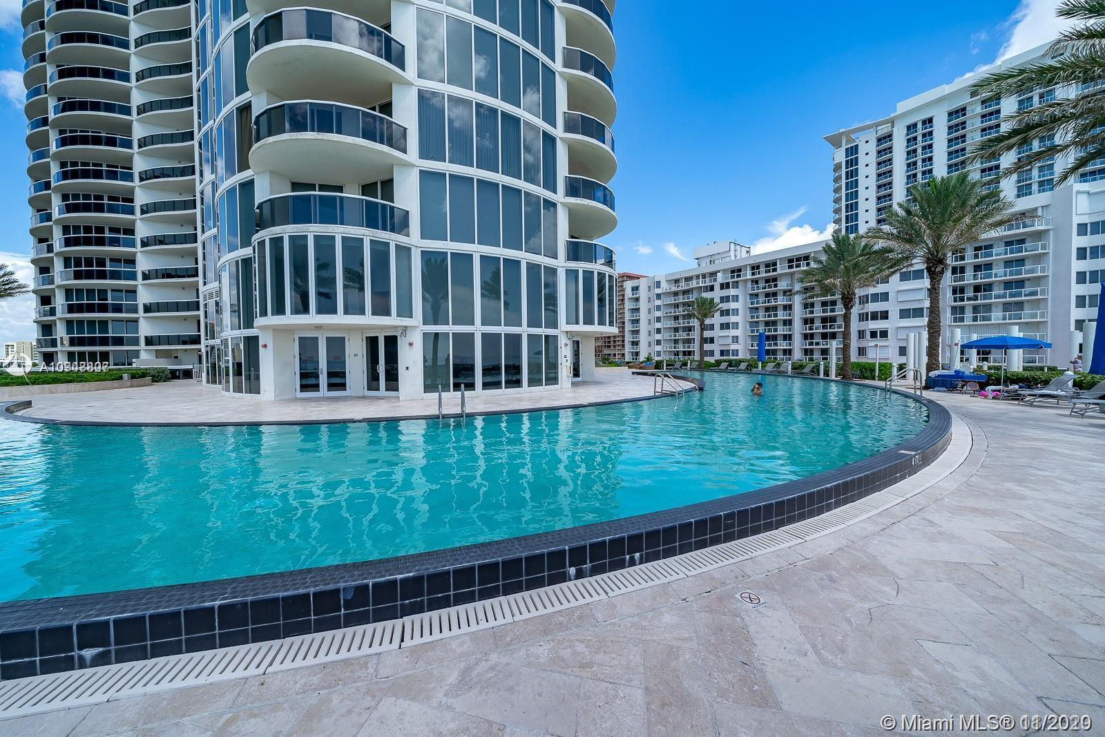LUXURY OCEANFRONT BUILDING, DIRECT OCEANFRONT VIEW, FURNISHED 2 BEDROOMS 2 BATHROOMS, MARBLE AND WOO