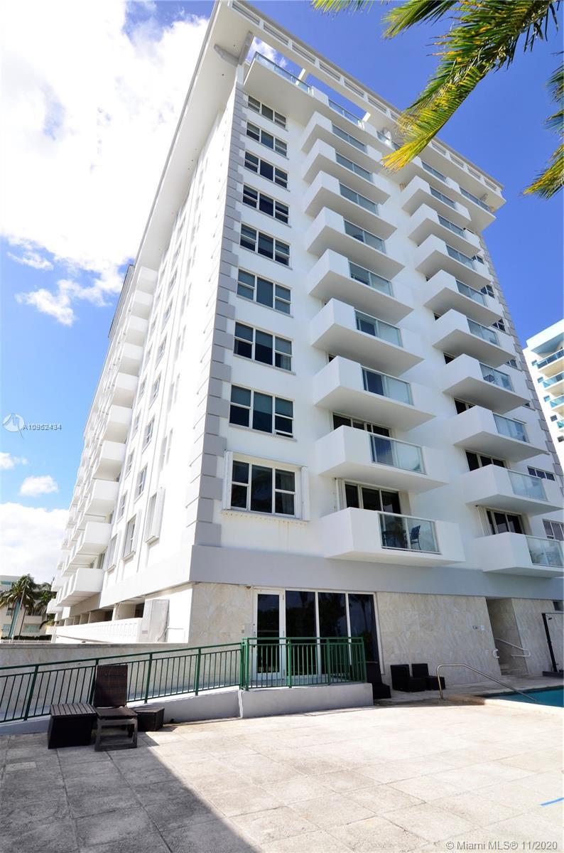 1Bed/1Bath apartment located at the Carlisle on the Ocean front building in the town of Surfside, cl