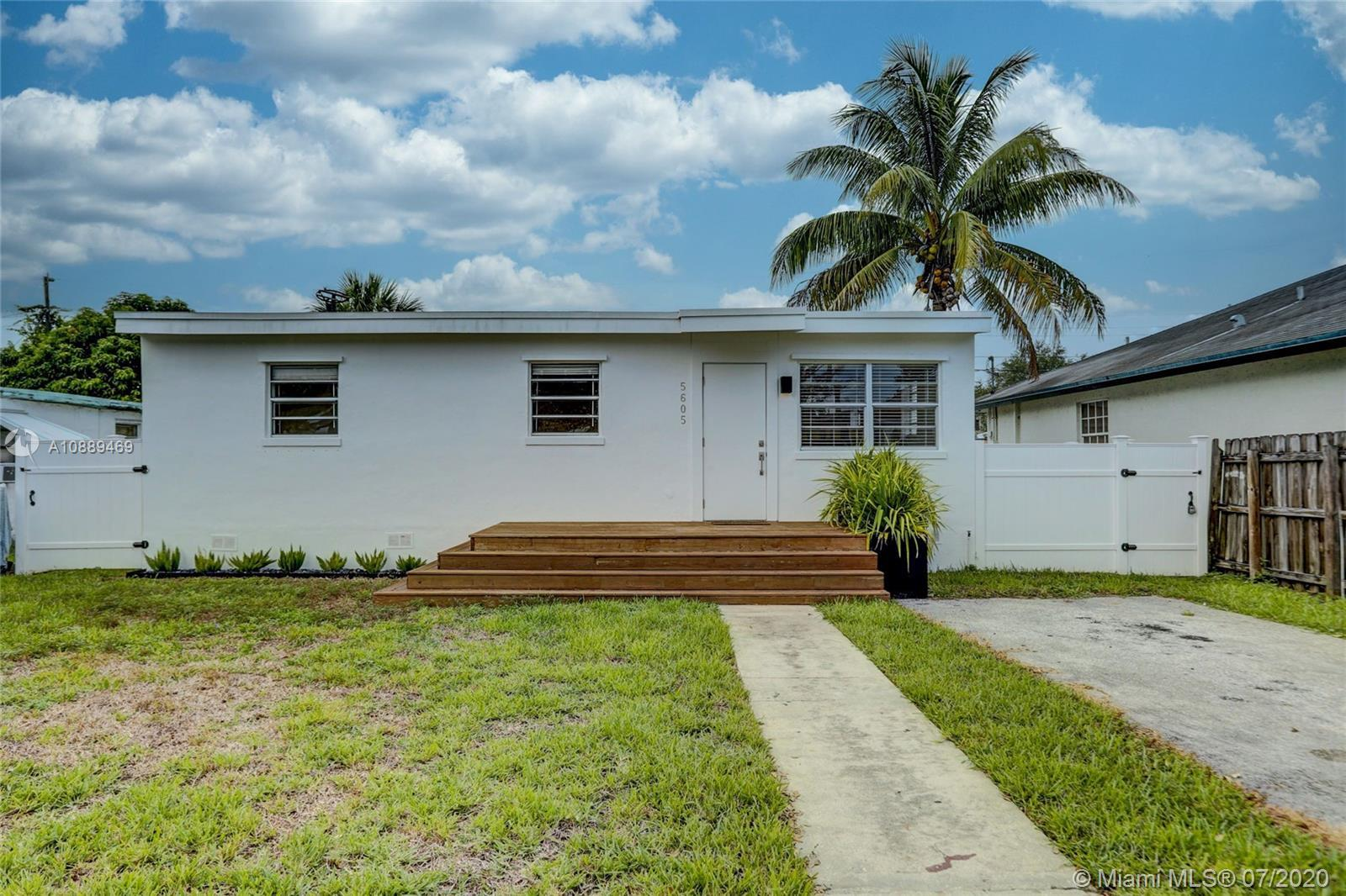 Your beautifully & tastefully updated, completely renovated 3 bedroom, 2 full bath home awaits! Feat