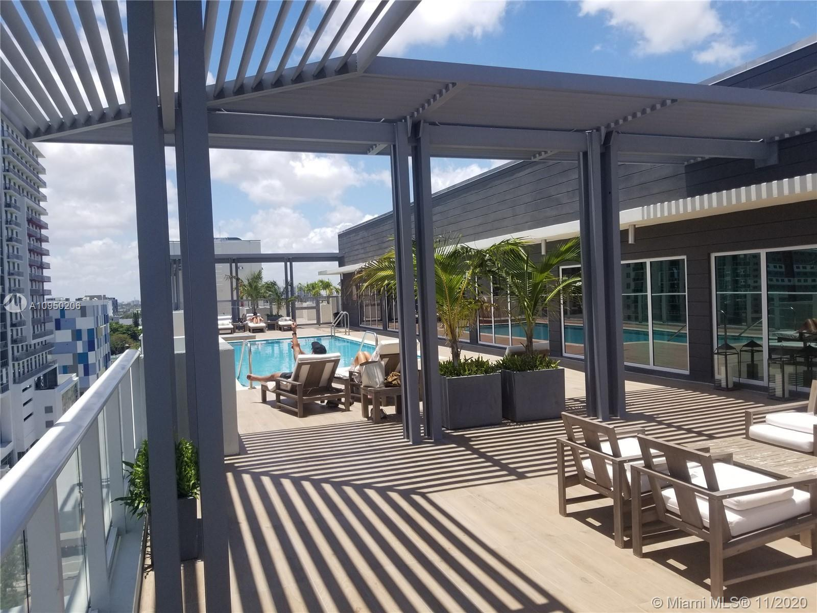 LOCATION, LOCATION, LOCATION!!! MODERN STYLE IN THE HEART OF MIAMI, Unit 2 Bedroom 2 Bathroom in 26