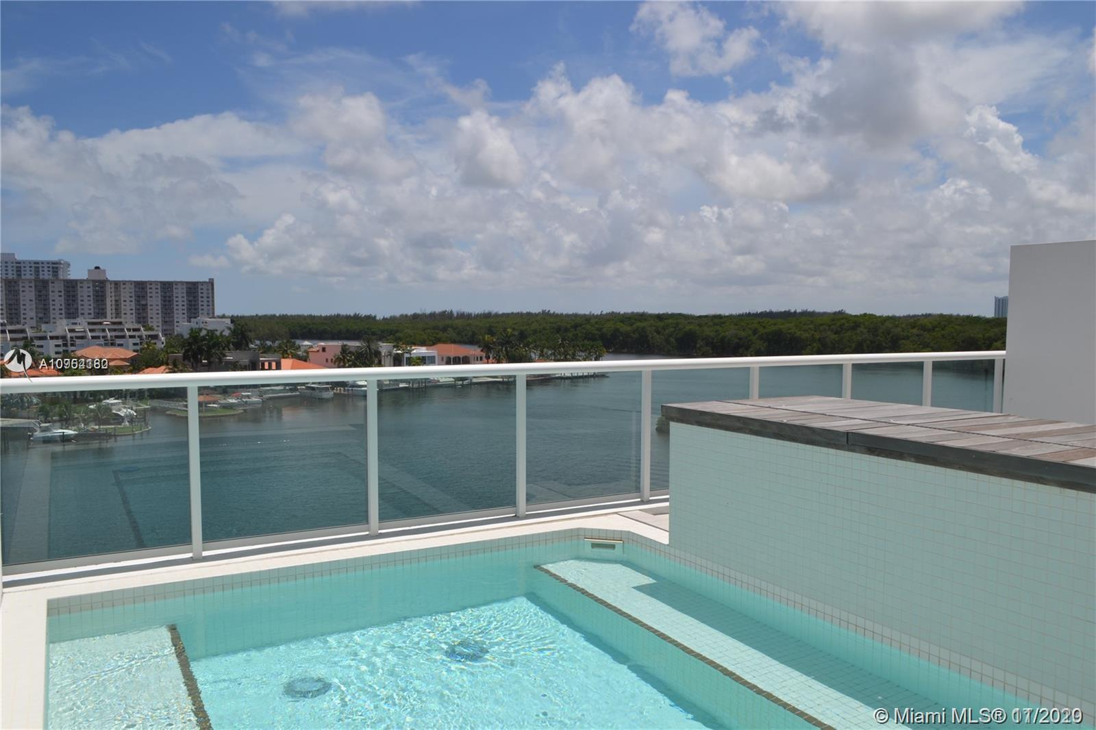 Enjoy the privacy of your own swimming pool with breathtaking ocean and intracoastal views from your