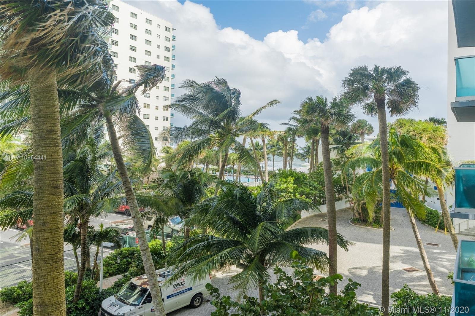 Great investment opportunity! - freshly renovated unit with side ocean view!  Short term rentals a
