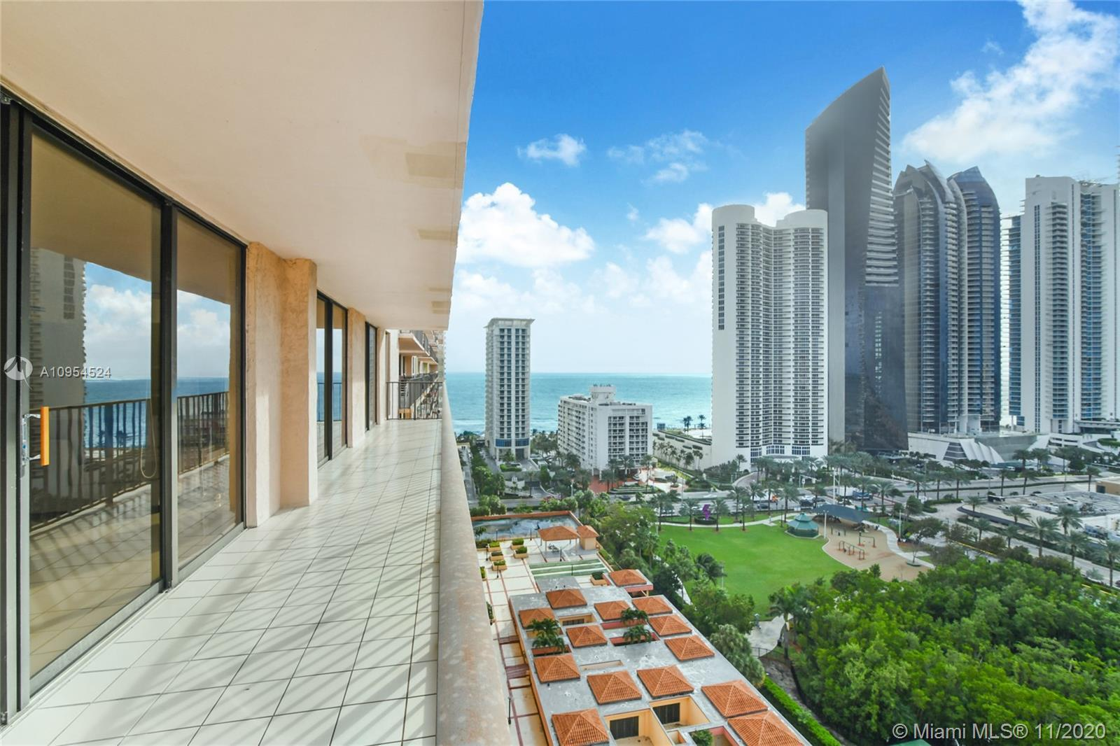 Beautiful fully remodeled and furnished turnkey corner unit in the heart of Sunny Isles Beach. Resid