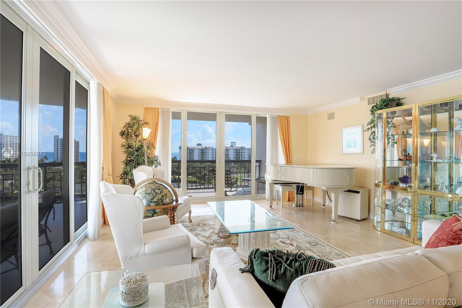 BREATHTAKING 3 BED & 3 BATH WITH 2,580 SF & OVER 540 SF OF BALCONY SPACE. THE MOST DESIRABLE B LINE