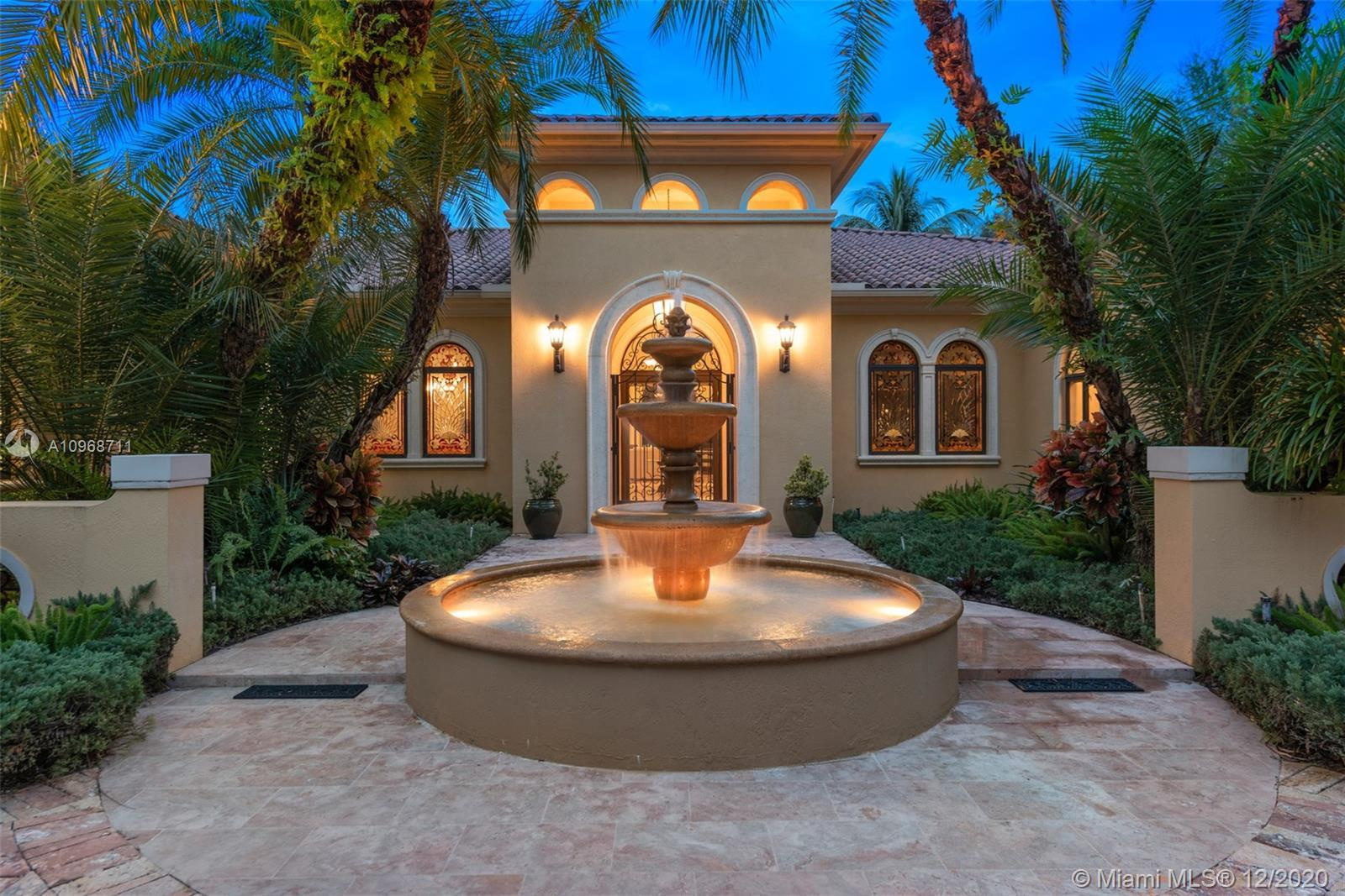 Impressive & stately masterpiece on a gorgeous deep acre on desirable quiet & pretty N. Pinecrest! E