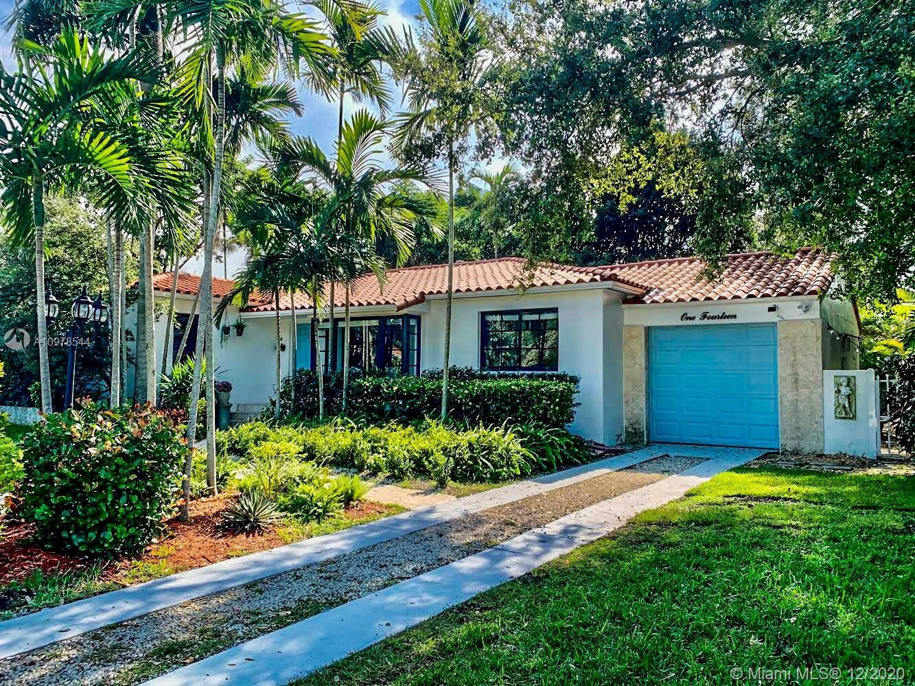 Public Remarks : Charming, immaculate, light and bright home located in prestigious MIAMI SHORES! Ho