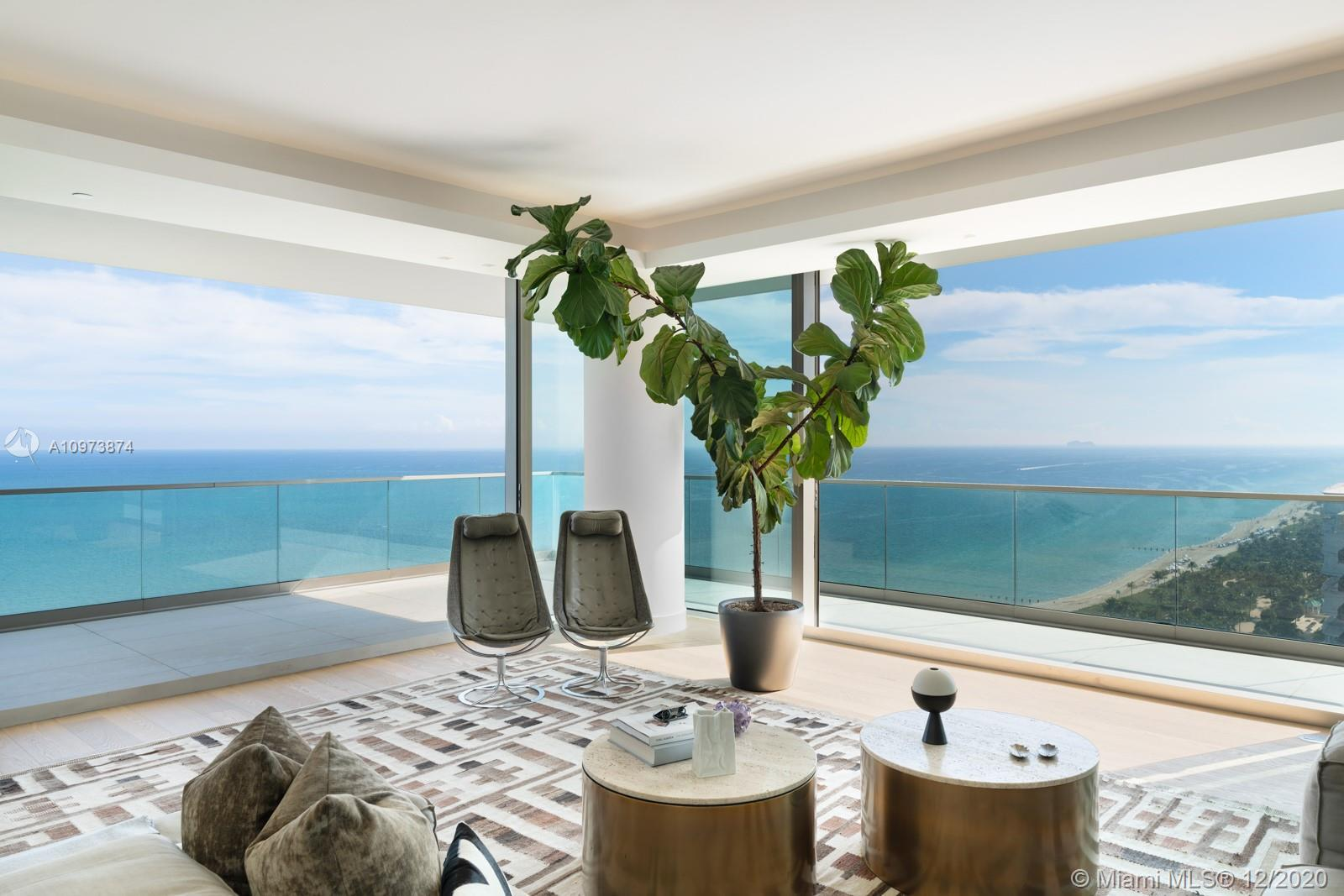 Step Inside With Me! An exquisite residence in the sky, 2001S is Oceana Bal Harbour's Flagship Floor