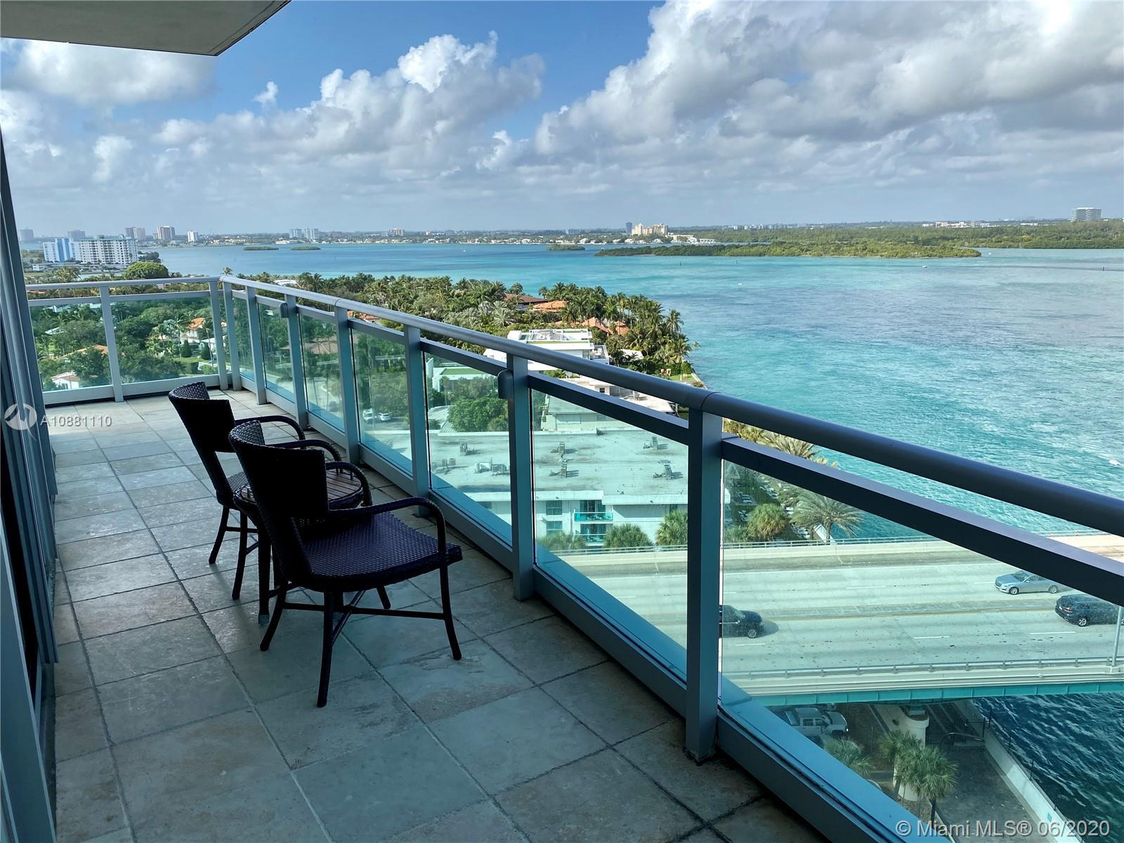 Exquisite 1 Bedroom Condo-Hotel Residence in the 5 stars, luxury ONE Bal Harbour. Panoramic views of