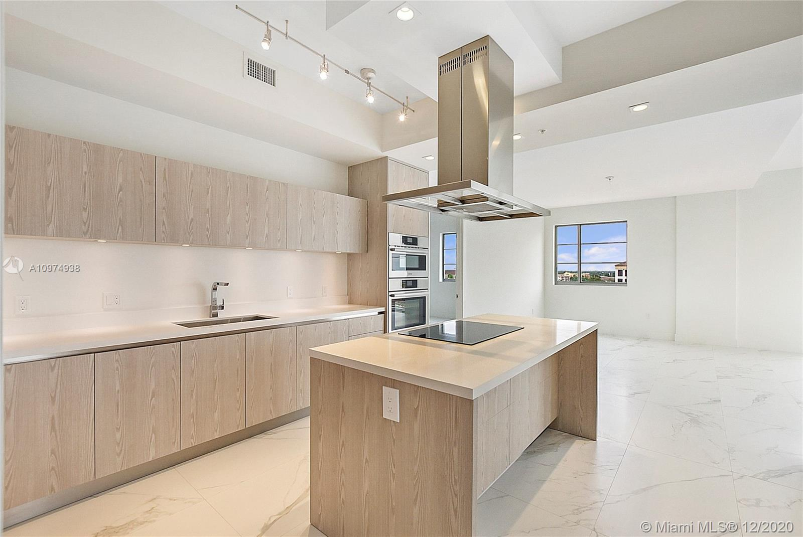 Brand new construction available in the best location in Downtown Boca Raton with North West exposur
