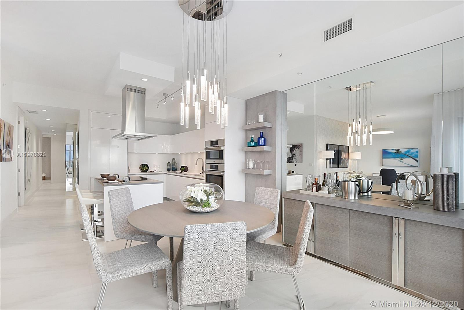 Gorgeous Fully Furnished Unit by Steven G.  3 Bed 2 Bath with 1,671 interior square feet with South