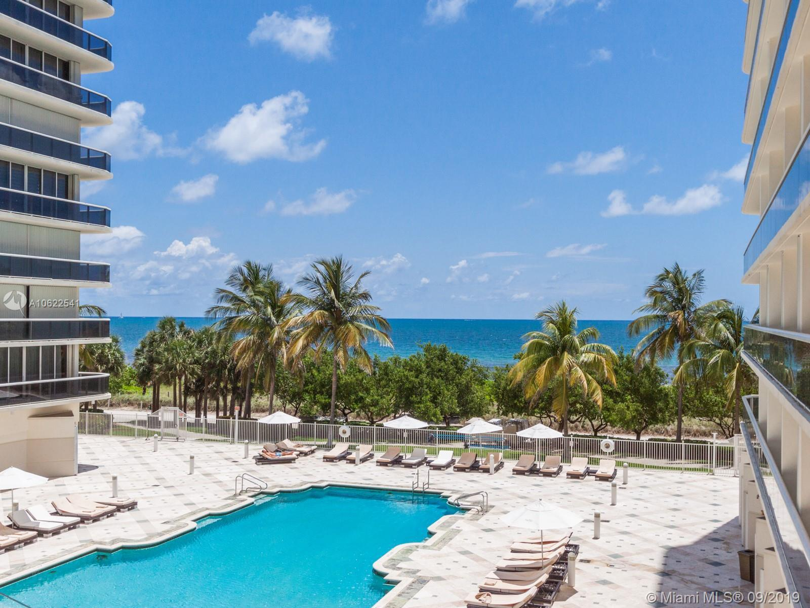 Best Deal in the Building Ocean Front Unit - Price to sell. 10-foot ceilings, wide-open floor plan,