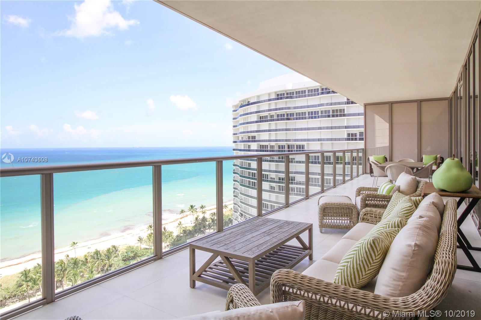 Spectacular Oceanfront residence with breathtaking, unobstructed views of the Atlantic Ocean, intrac