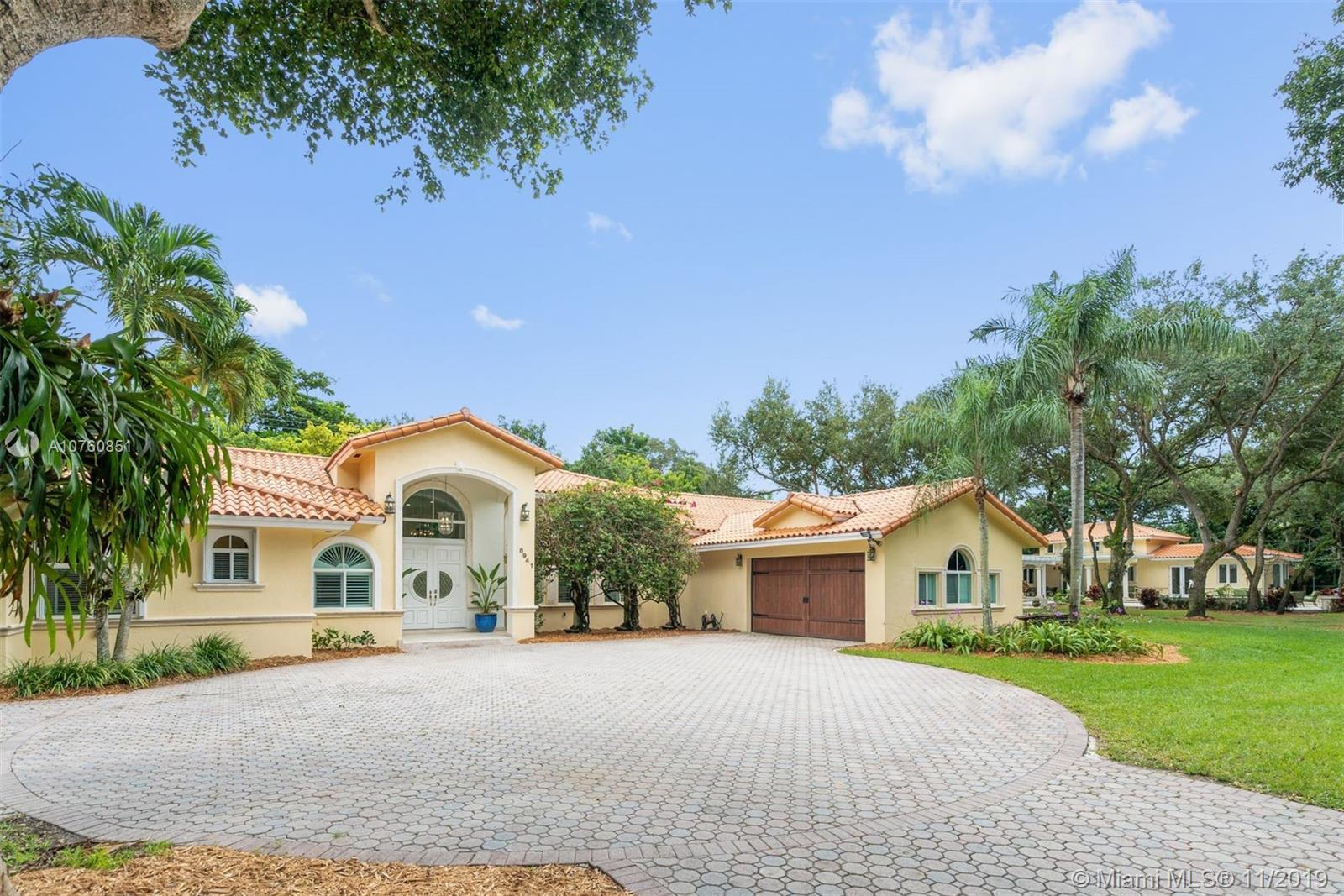 8941 SW 65th Ct, Pinecrest, FL, 33156