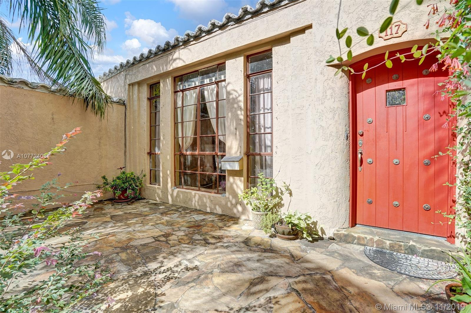 Extraordinary 1930's home with tons of beauty, sitting on an oversized lot of 14,300 sq ft. Located