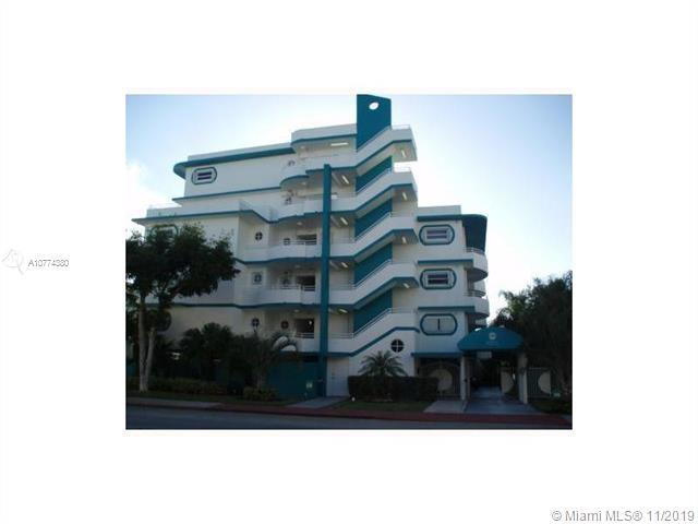 Nice 1/1.5 apartment in boutique building, located in the sought after City of Surfside across from