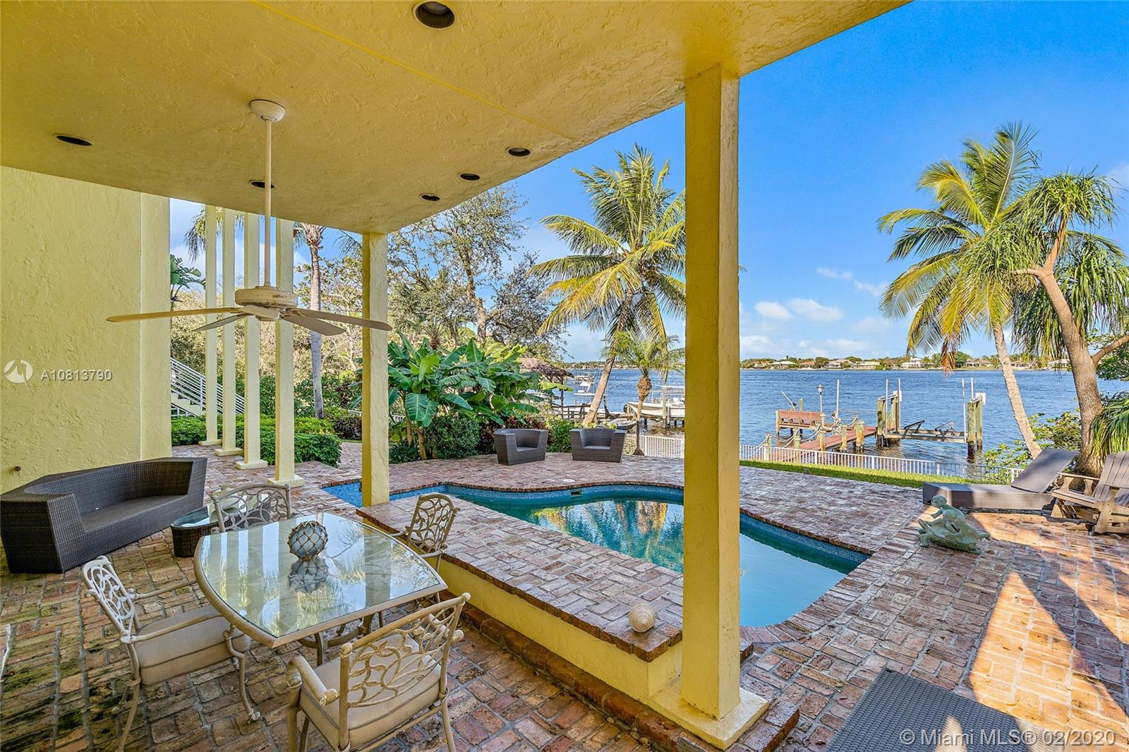This delightful home is perfect for the person looking for breathtaking water views and charm, all t