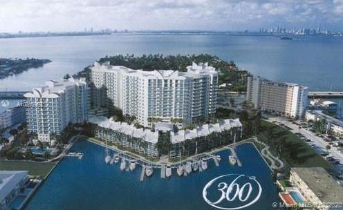 Water views from totally renovated unit at the desirable 360 Condominium. Floor to ceiling glass doo