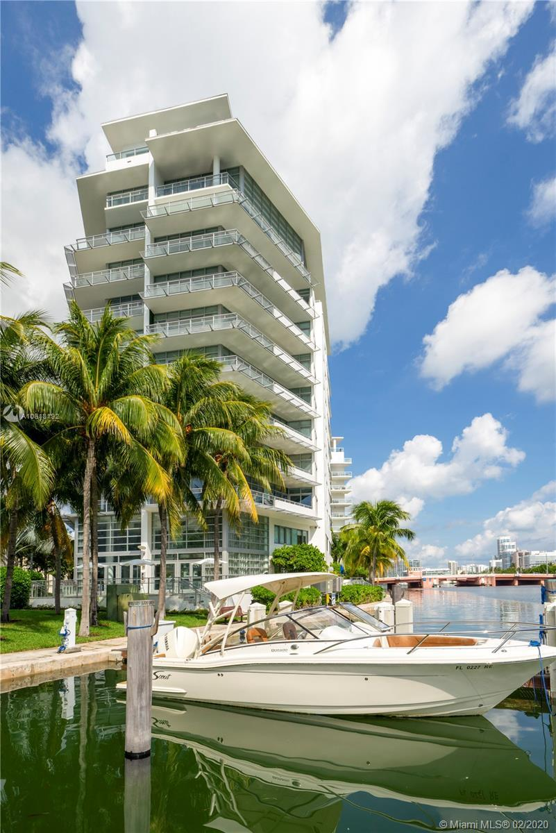 There's Miami Beach living, and then there is Allison Island living. This beautiful luxury condo tak