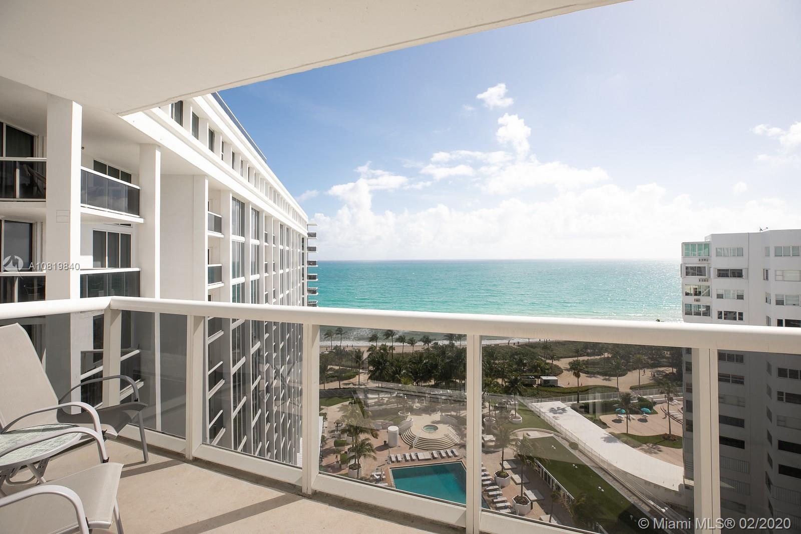 The absolute best value in Bal Harbour, The Harbour House. The building just underwent an $8m renova