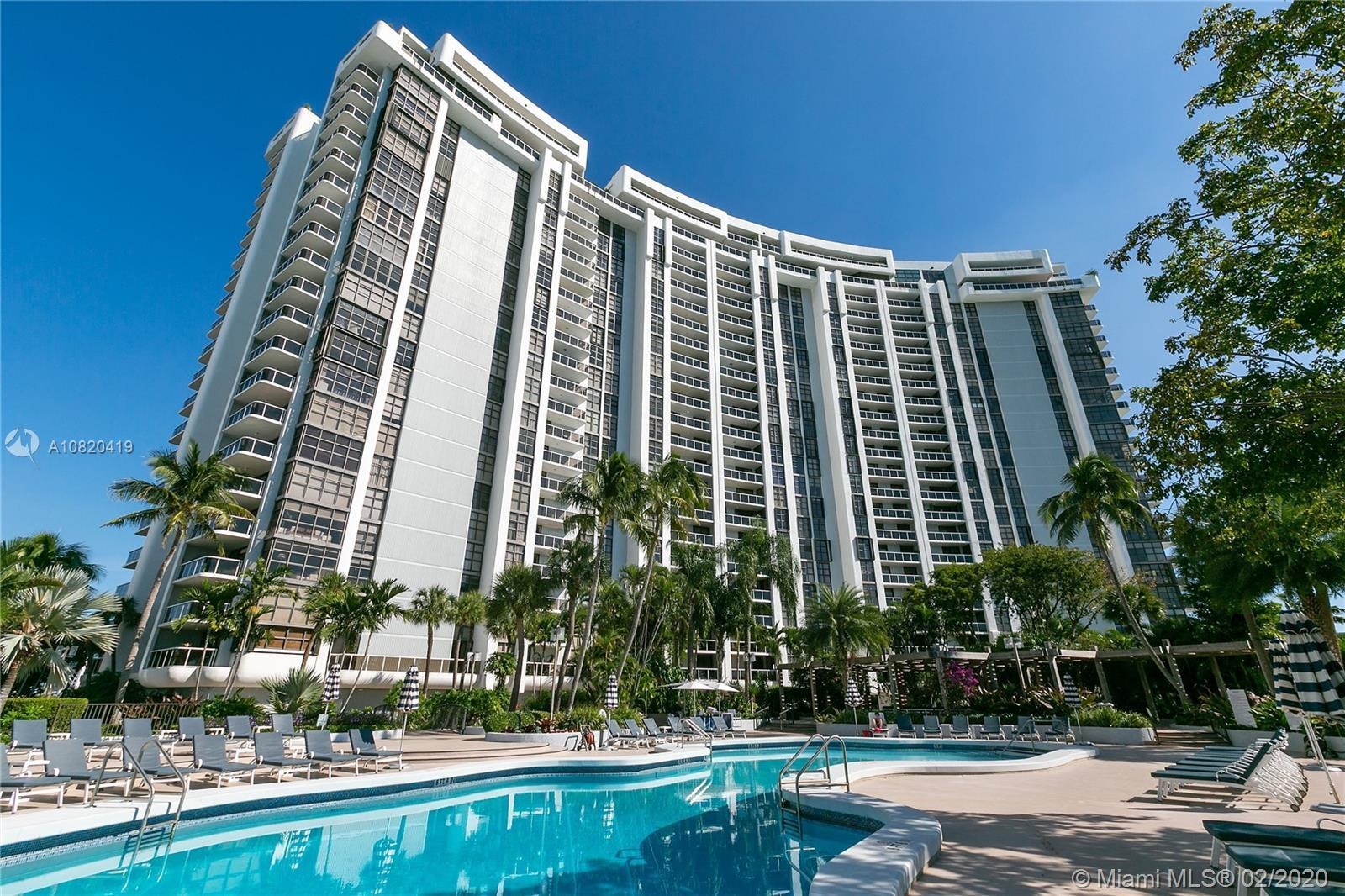 Three bedrooms, three baths, 2,400SF oversized condominium with two terraces. Building is completely