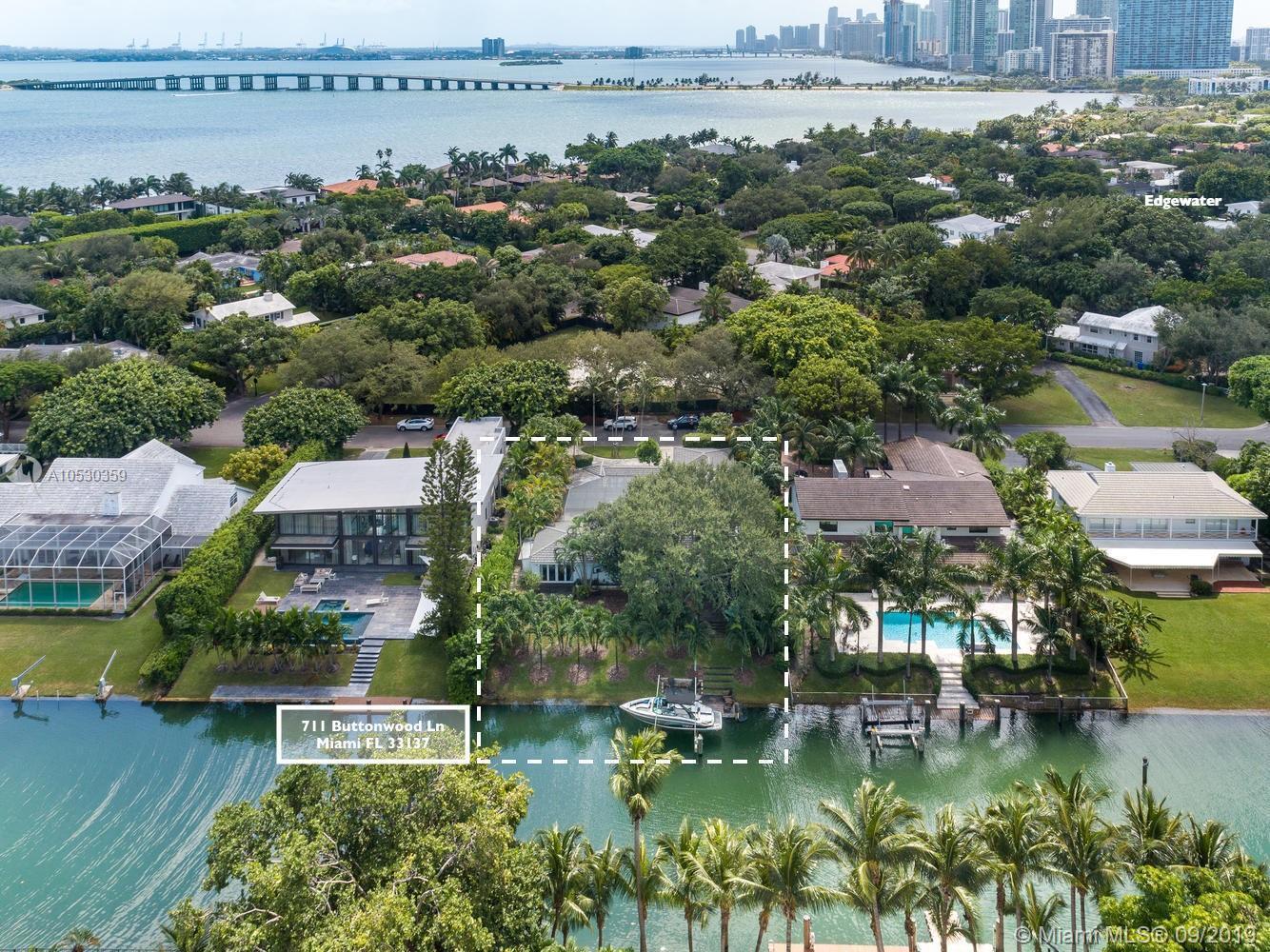 711 Buttonwood Ln, Miami, FL, 33137