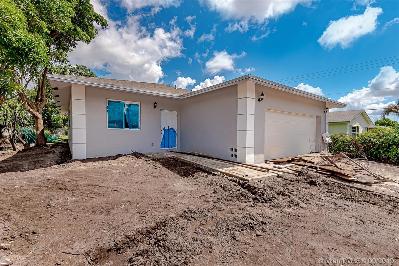 Brand New Spacious Home featuring 4 bedrooms and 2 and a half bath. 2 Car Garage. One bedroom does n