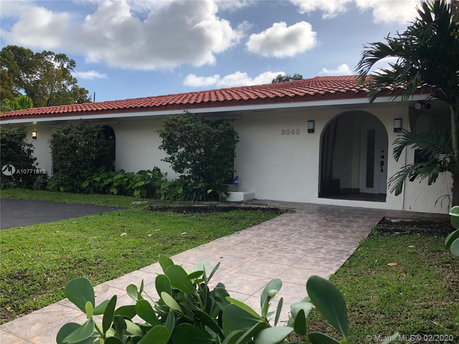 East of Biscayne! On the corner of Biscayne Blvd! Spacious pool home has it all! Three large bedroom
