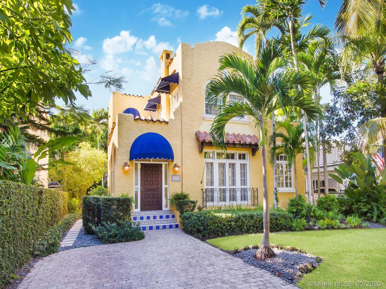 Fabulously located on Espanola in North Coconut Grove the Beehive exudes charm from the very moment
