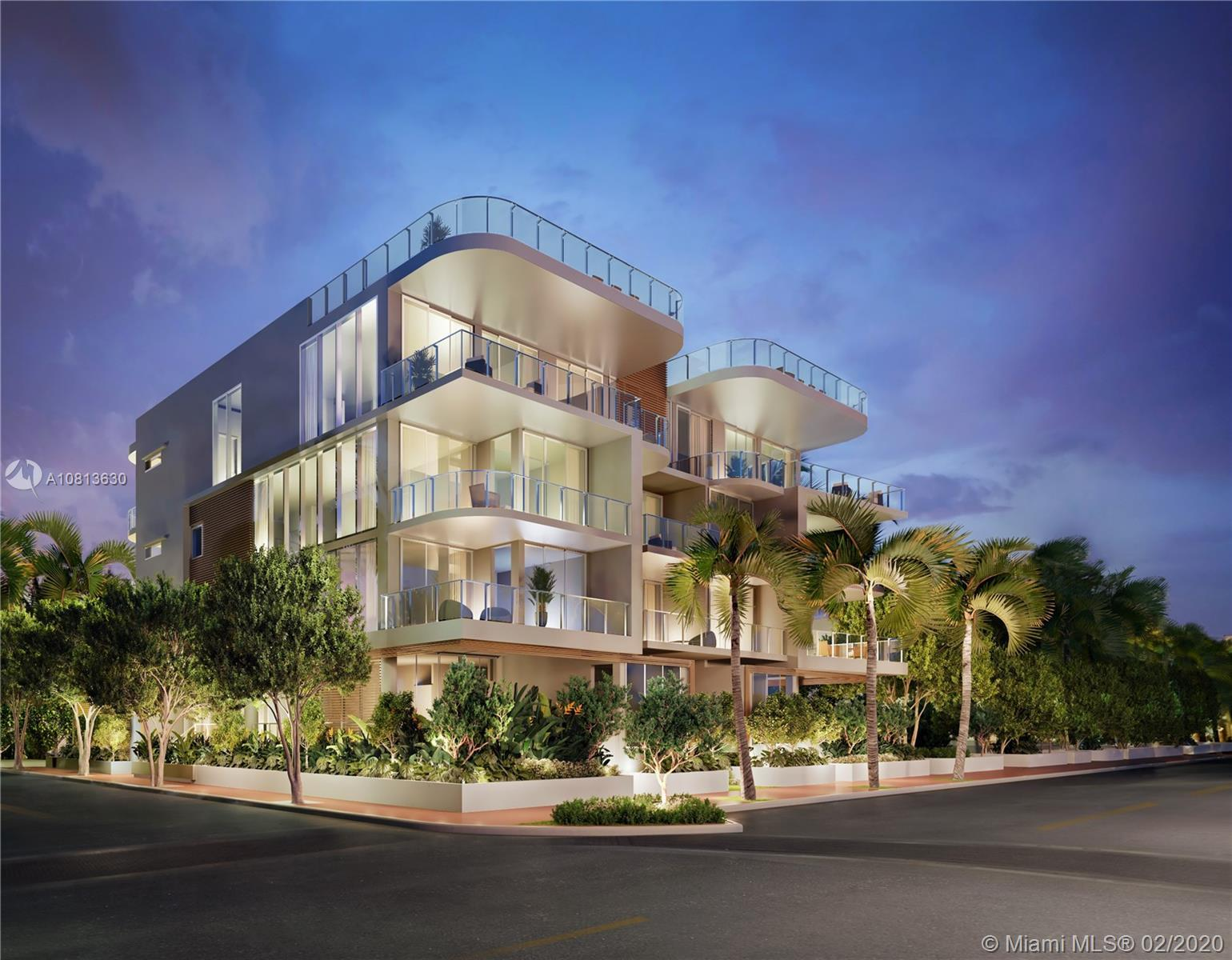 OCEAN PARK SOUTH BEACHoffers a limited collection of ten, two-to four bedroom luxury beach residenc