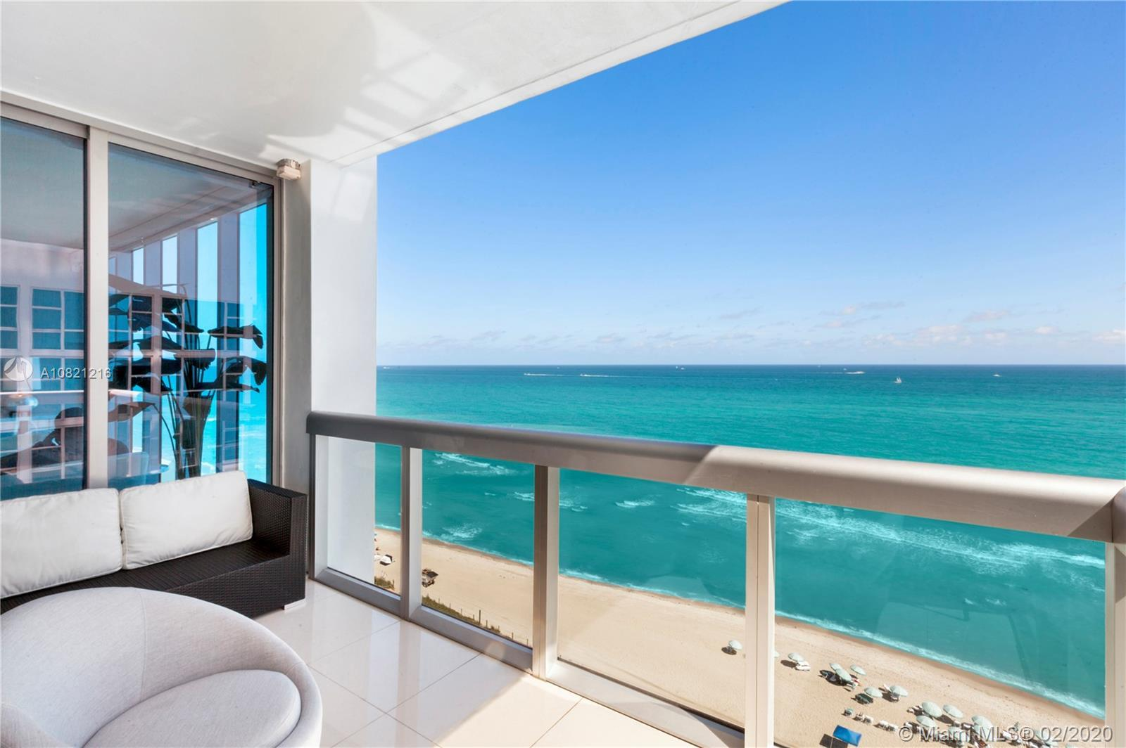 Welcome to your beachfront residence in the prestigious North Tower of The Carillon Wellness Resort.