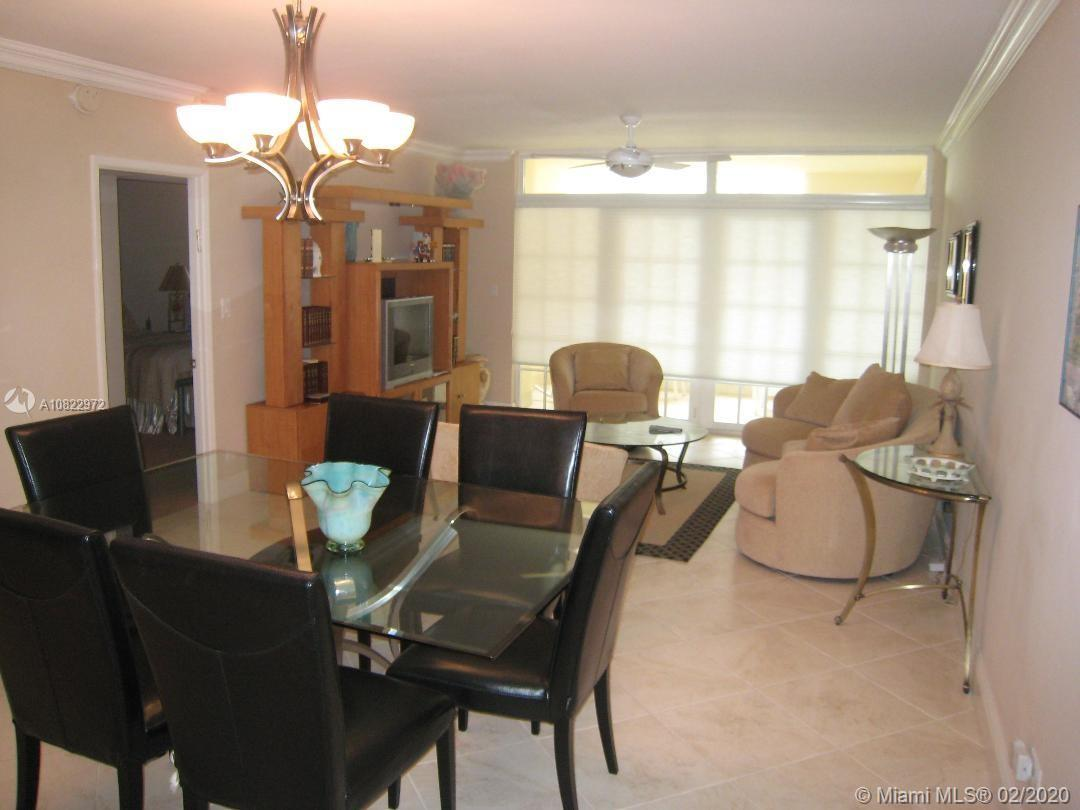 1 Bedroom, 1 1/2 Bathroom, with balcony facing SE , lovely view of the Lazy River, Garden, Ocean and