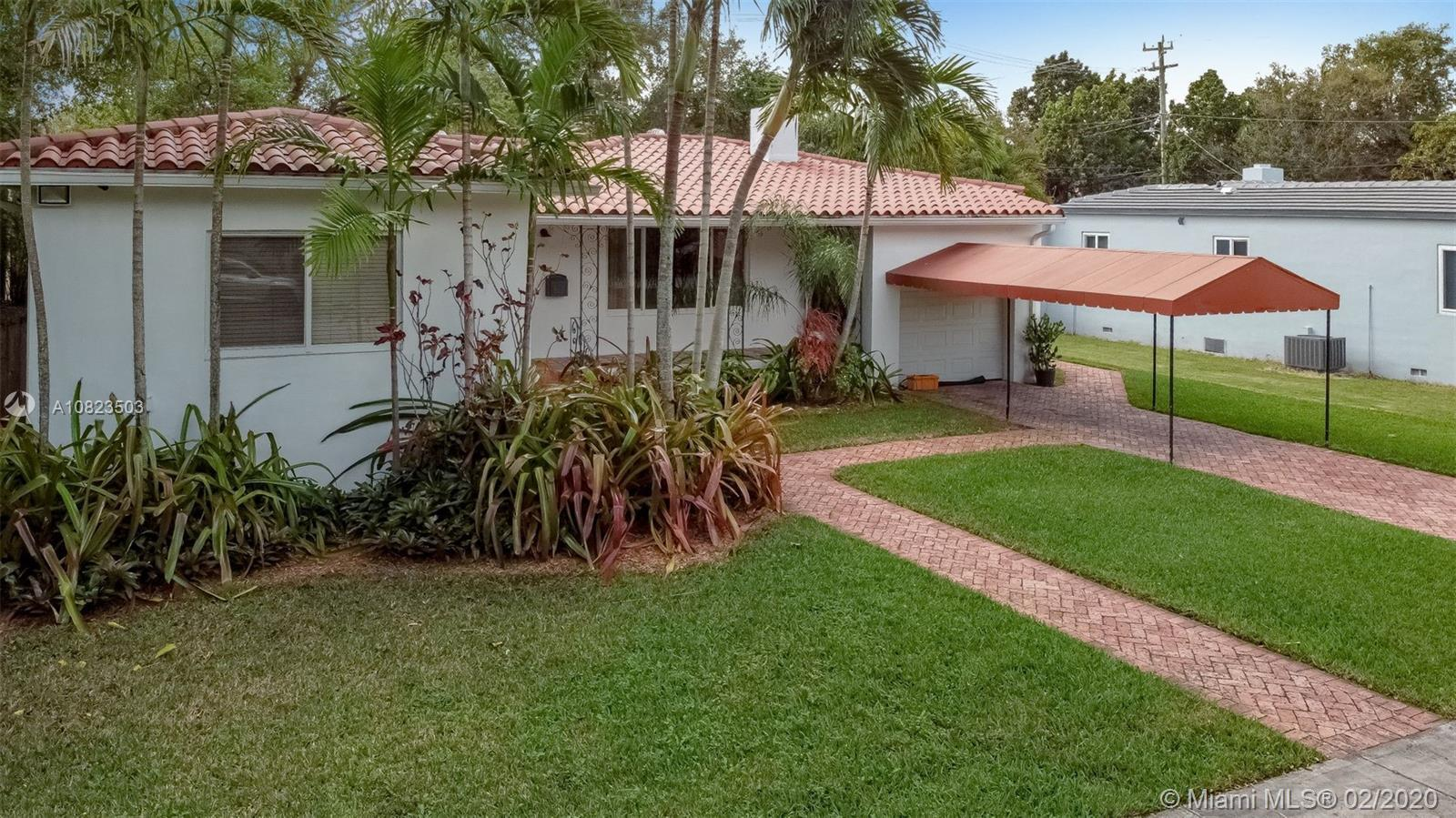 Turnkey elegant 3 bedrooms, 2 bathrooms with plenty of details.  1925 sq. ft. living space.  Fenced