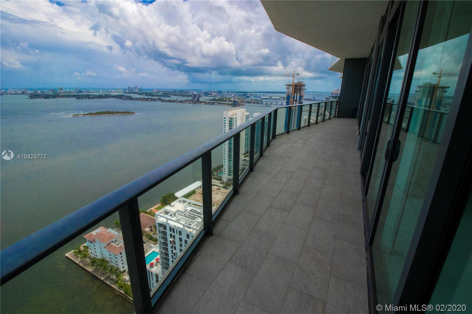 AMAZING Penthouse 4brs Plus Maids room, 4 Baths. Private elevator opens up to your residence, electr