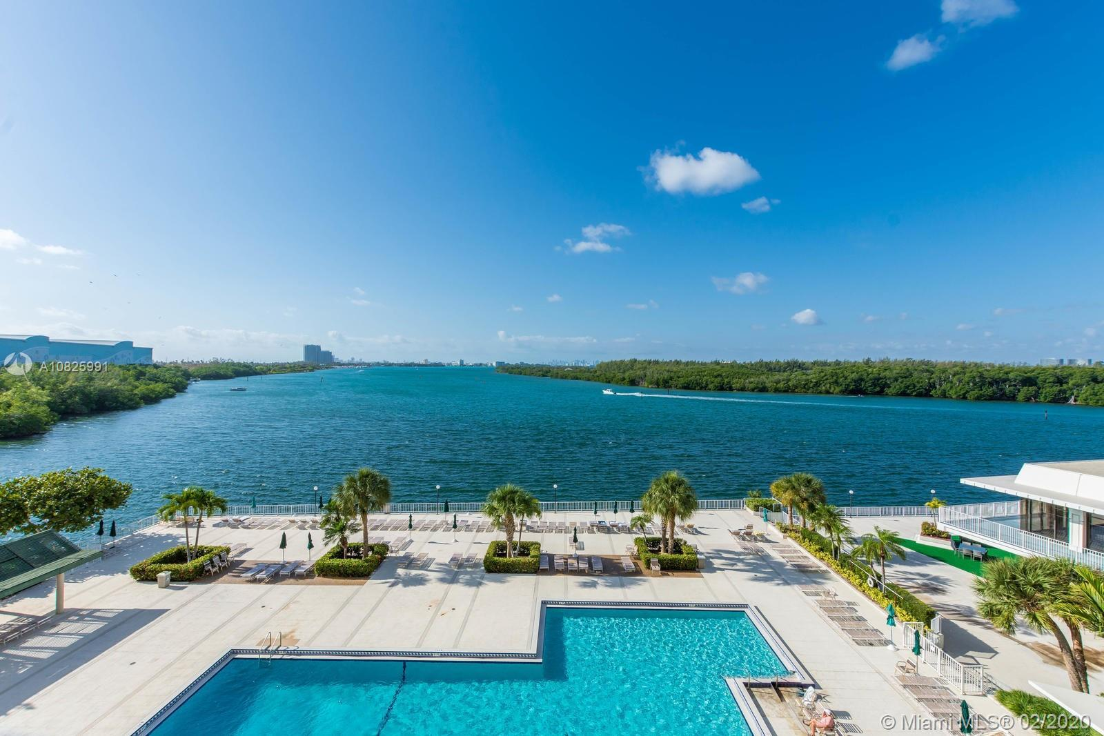 Gorgeous Waterfront 2 Bedroom/2 Bathroom Condo in the Heart of Sunny Isles. This Unit Features Breat