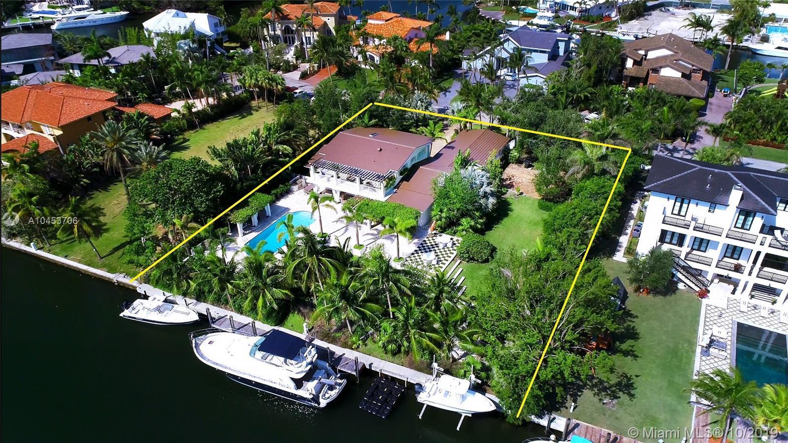 6945 Sunrise Ter, Coral Gables, FL, 33133