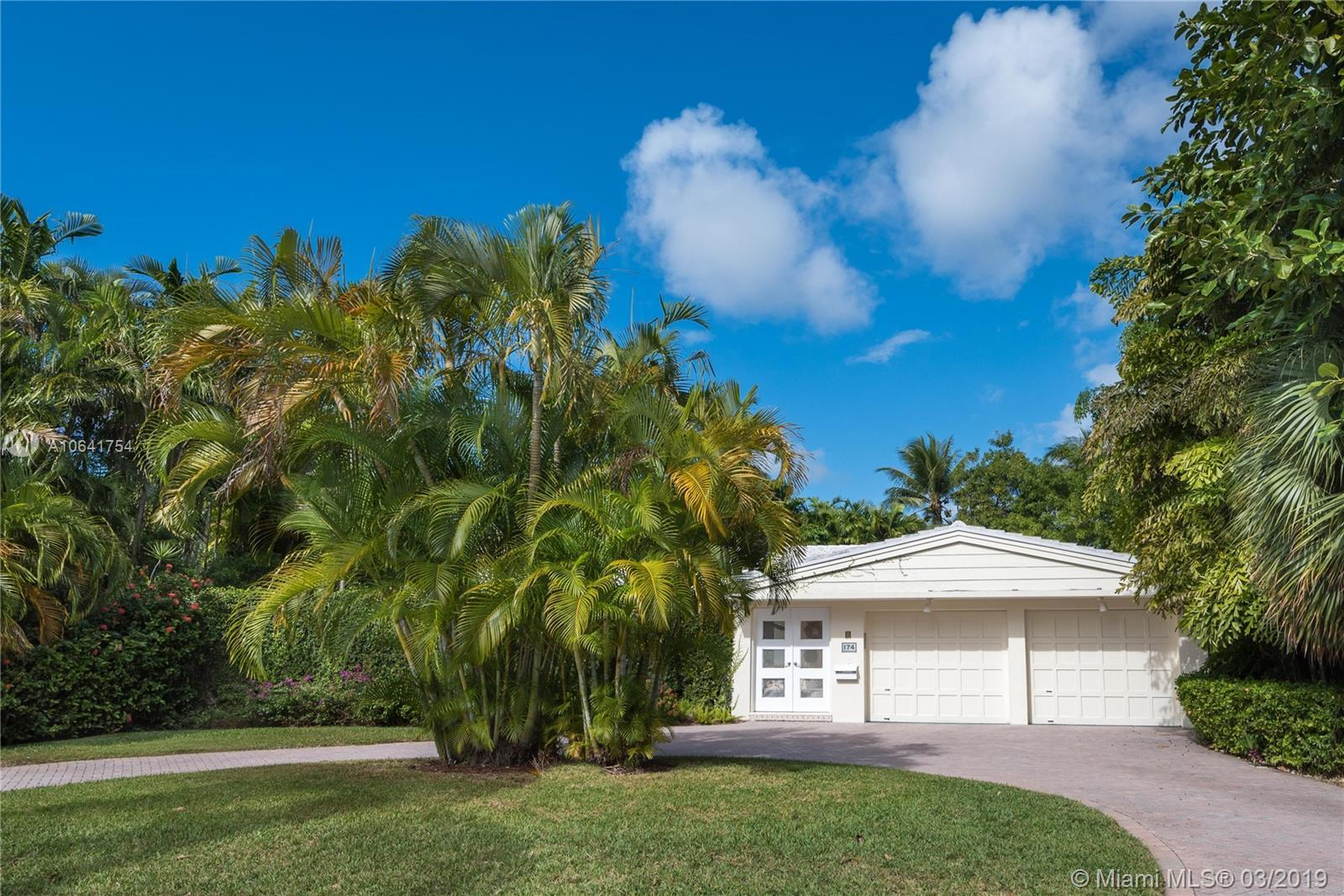 EXCLUSIVE GATED COMMUNITY OF BAL HARBOUR VILLAGE. BEAUTIFUL HOME, GREAT CONDITION, READY FOR OCCUPAN