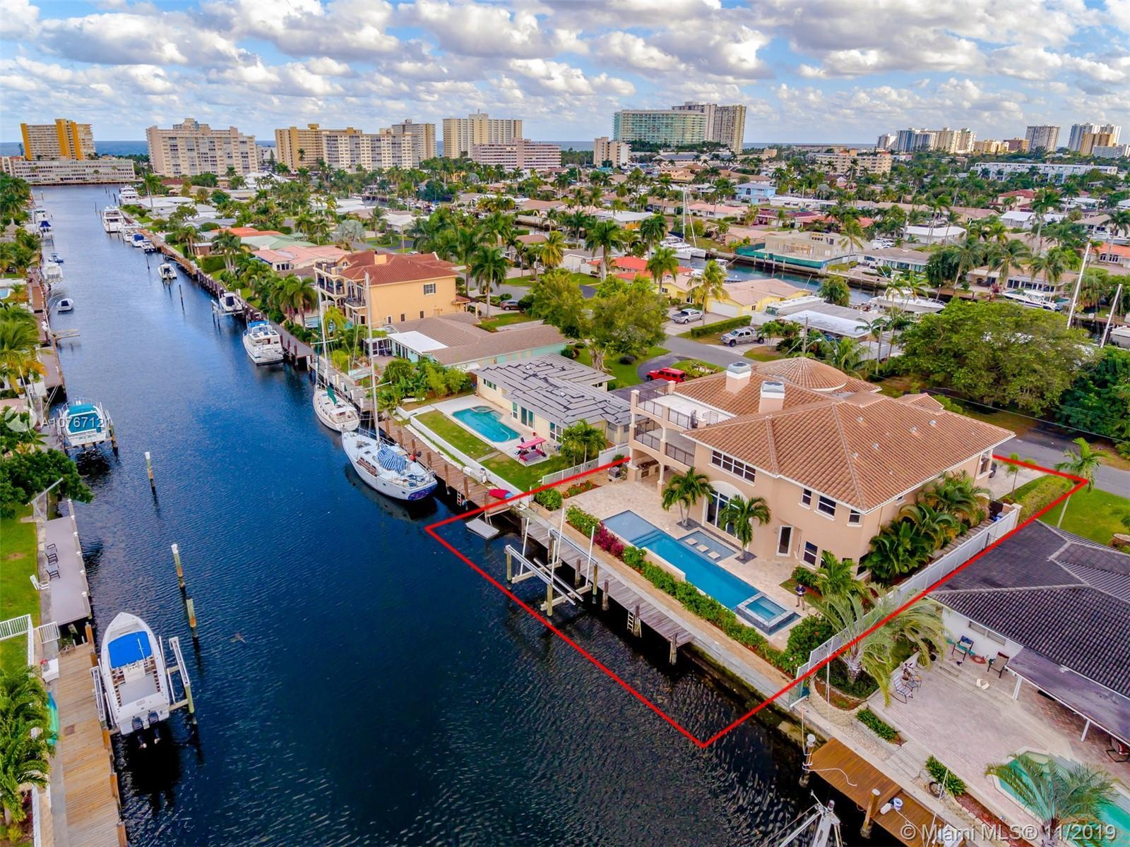 JUST REDUCED!A BOATERS DREAM! This custom designed, very spacious home was built in 2012 with over 5