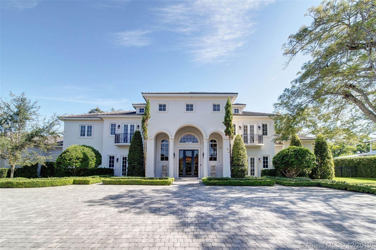 10915 SW 62nd Ave, Pinecrest, FL, 33156