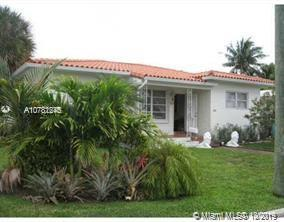 Super corner lot just a few blocks from Miami Beach Sandy Beaches!!! Come an enjoy this elegant 3 be