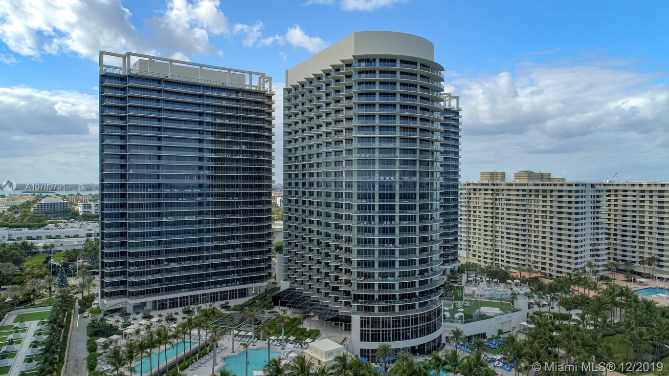 Beautifully furnished, at the world-renown 5 star, St. Regis Bal Harbour! This perfect condo comes w