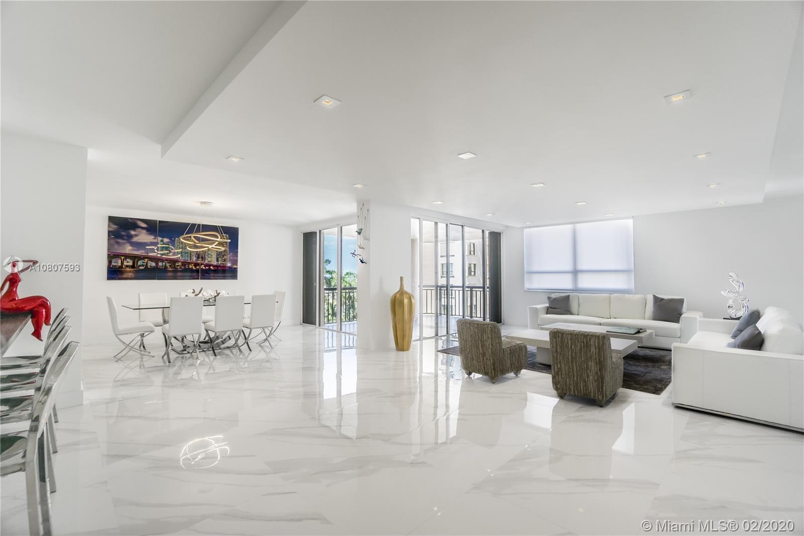 One of the finest boutique buildings in exclusive Bal Harbour. Move right into this exquisitely furn