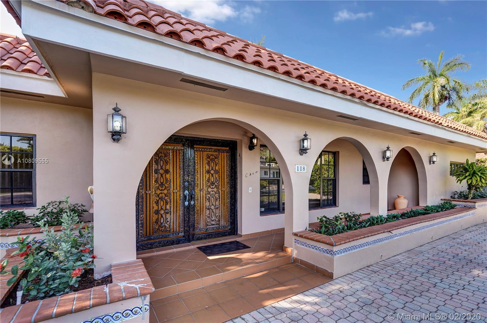 Prestigious Hibiscus Island Home, best value and won't last. Elegant entrance with oversized double