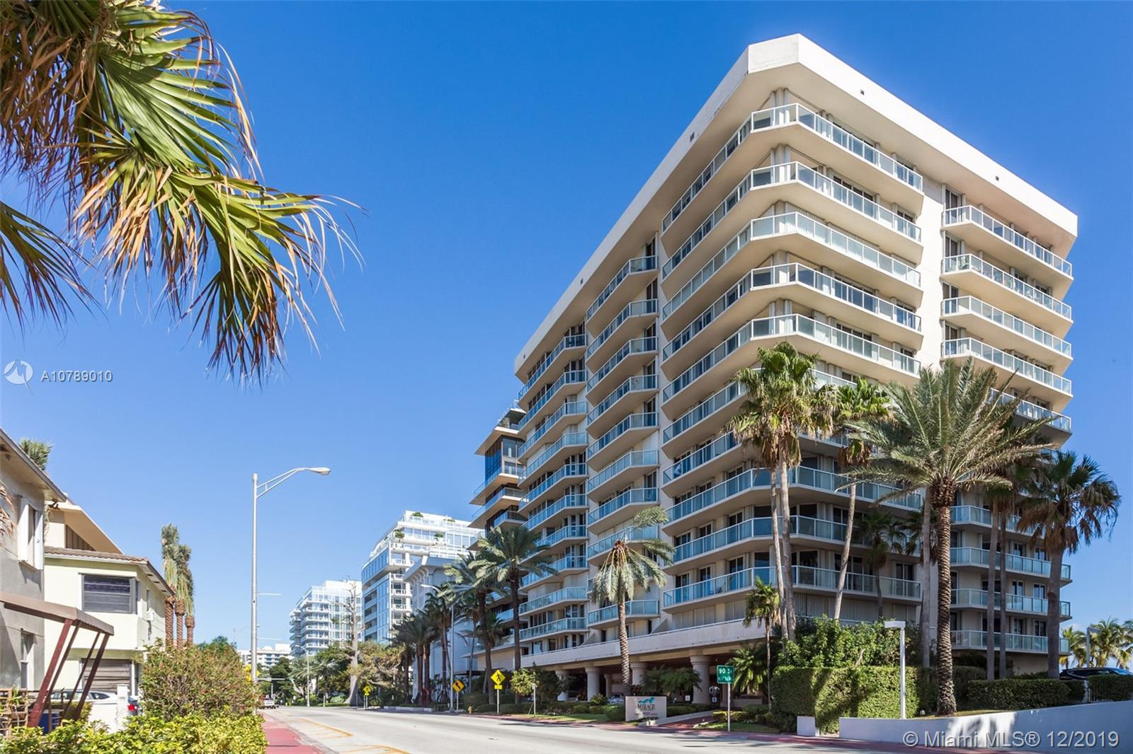 This beautiful 2/2 apartment is located in Surfside boutique oceanfront building. Unit has been comp