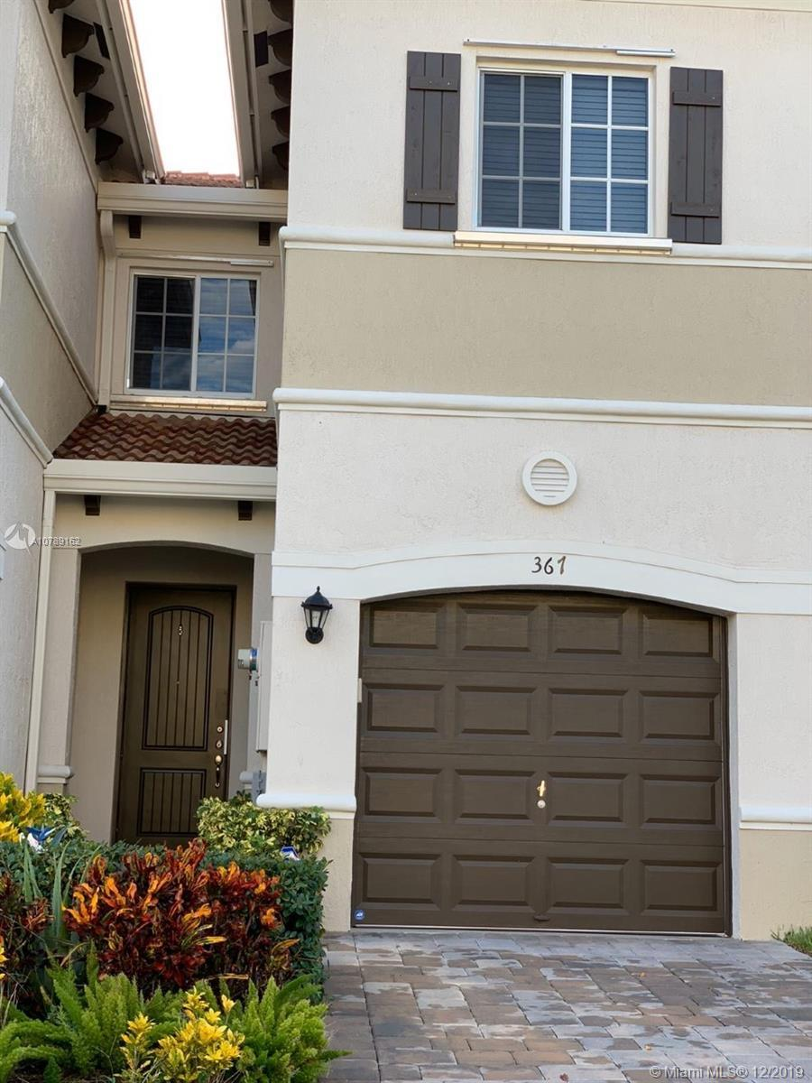 HOA ONLY $120,00 per month. ---- AMAZING NEW CONSTRUCTION TOWNHOUSE 3 bedrooms, 2 ½ baths with 1 ca