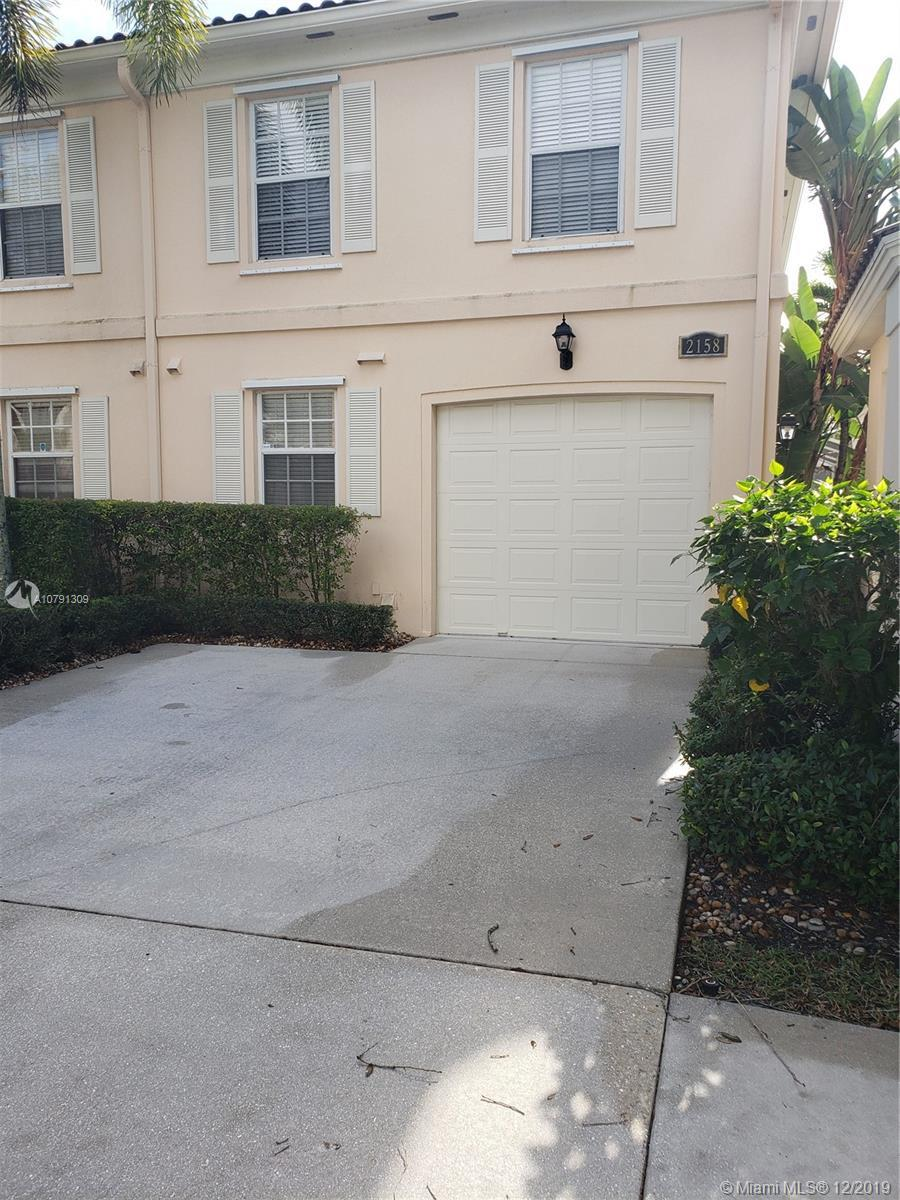 Impeccable 3/2 townhouse in highly desirable Riverwalk community.  The private pool area makes this