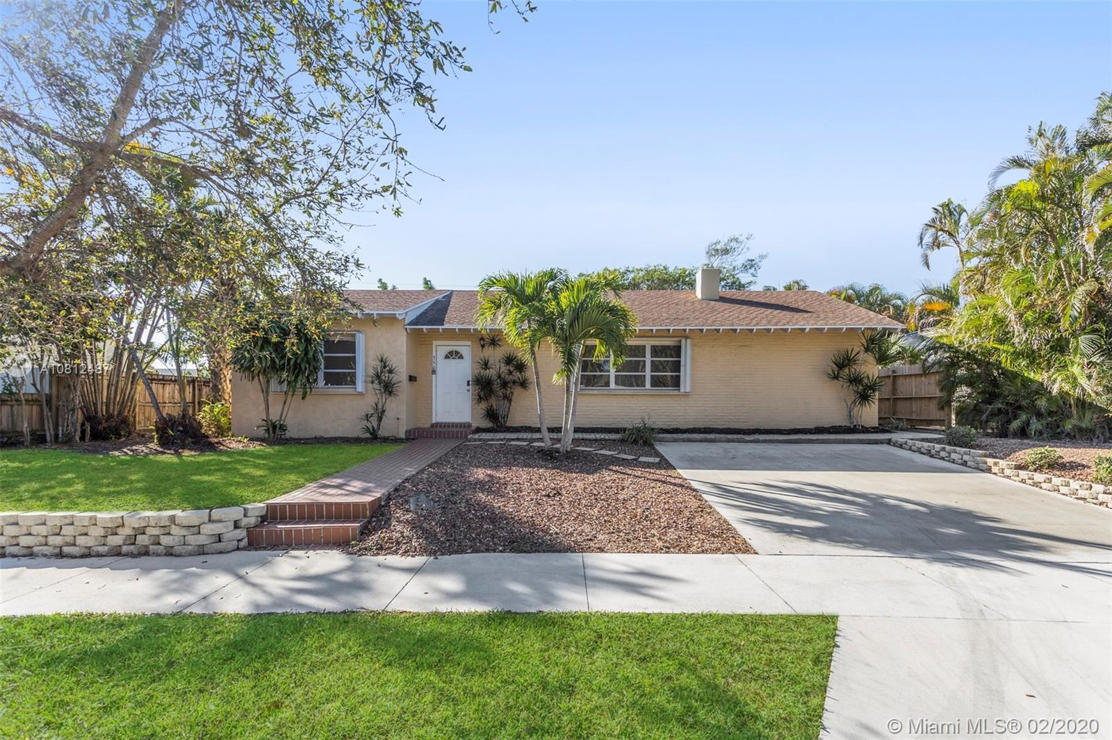 Move in ready ranch home with 4 bedrooms, 2 full baths located near tons of shopping, dining, and en