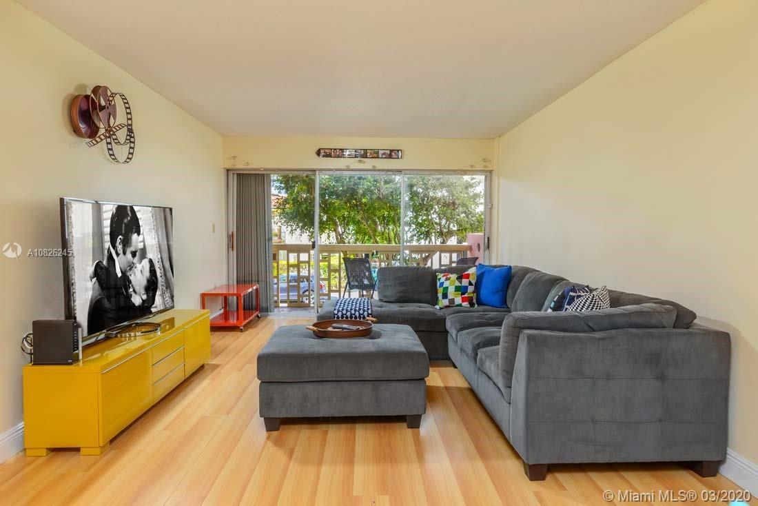 LOW MAINTENANCE FEE! -Spacious and remodeled 2 bedroom, 2 bathroom condo on a quiet dead-end street.