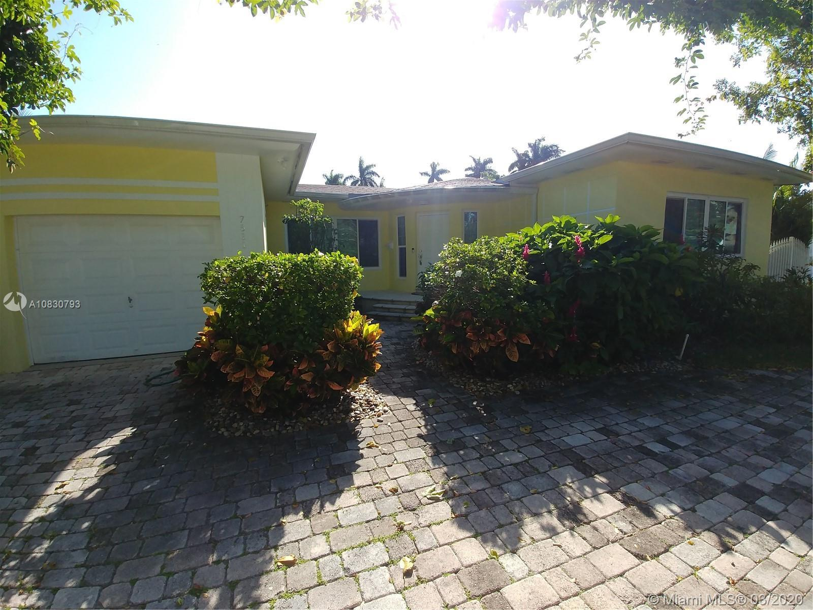 Complete updated, excellent condition , impact glass windows all over the house,3/2 + converted  gar