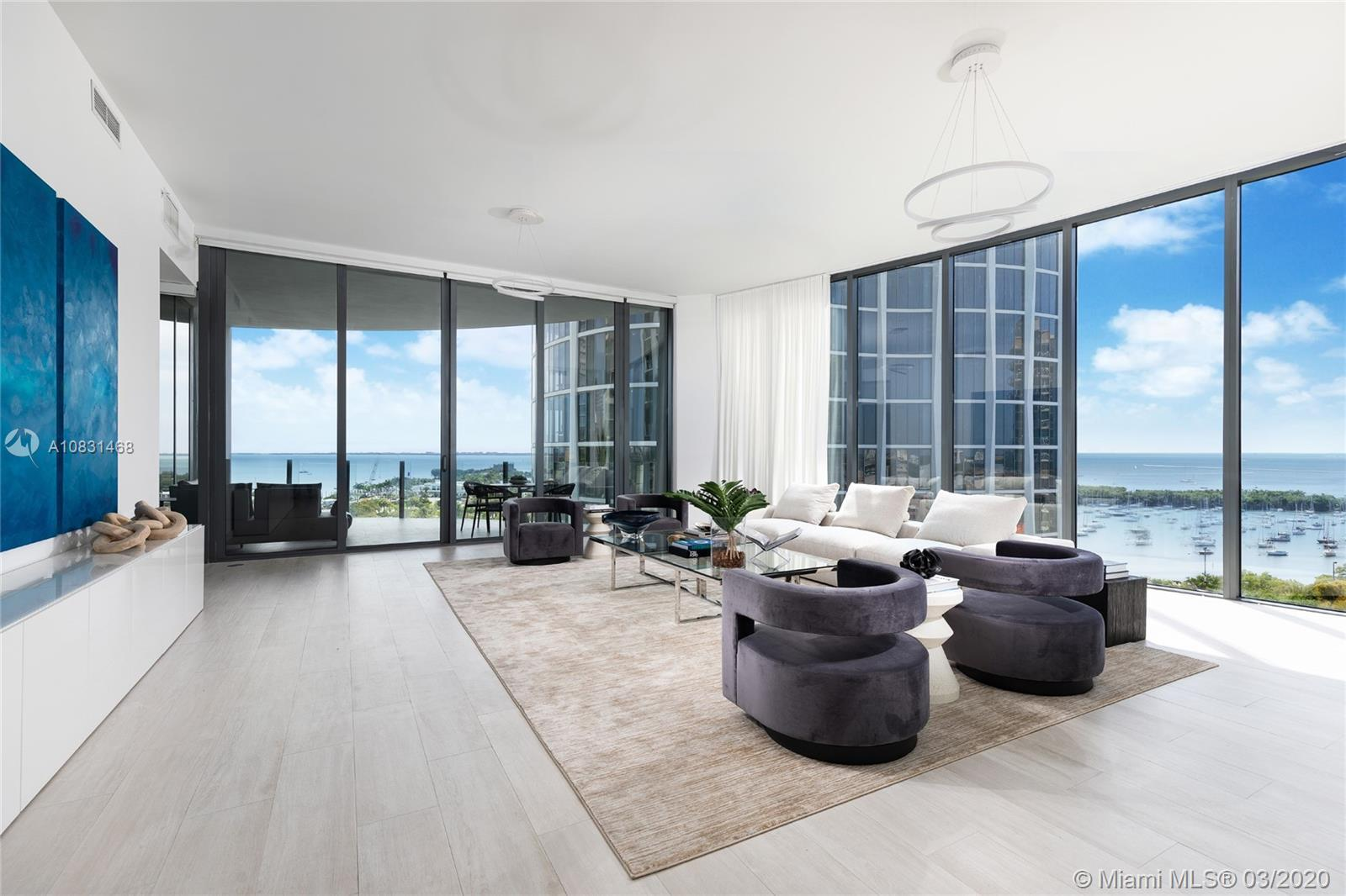 Vacant and easy to see. One of a kind custom 4-bedroom residence at Park Grove 2 in the sought-after