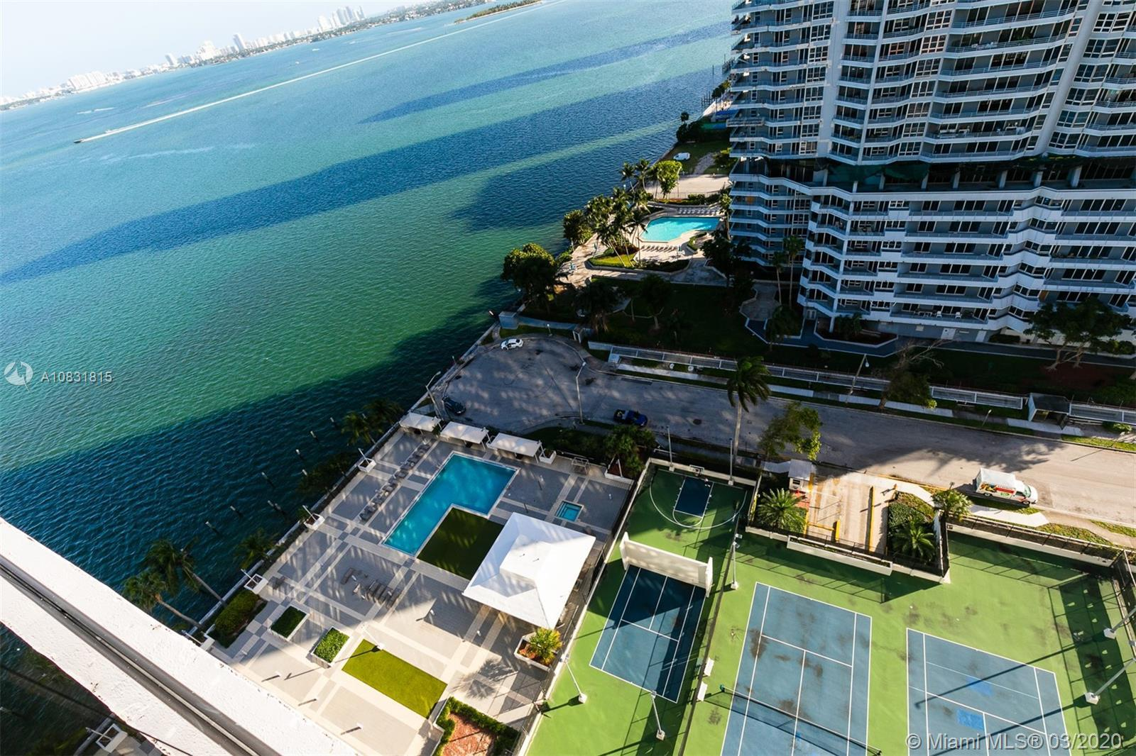 Exclusive Tower Floor Completely Renovated 1 Bedroom 1.5 Bath unit for sale. Enjoy exceptional views